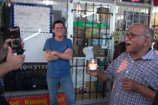 072121 PRAYER VIGIL FOR NEW CANEY FAMILY HIT BY WRONG WAY DRIVER SUNDAY MORNING KILLING ONE BOY.00_19_03_21.Still020