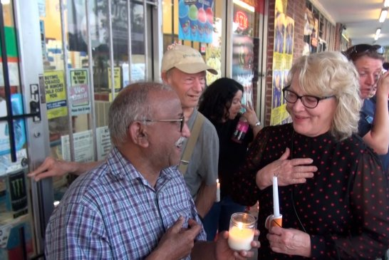 072121 PRAYER VIGIL FOR NEW CANEY FAMILY HIT BY WRONG WAY DRIVER SUNDAY MORNING KILLING ONE BOY.00_20_03_15.Still022