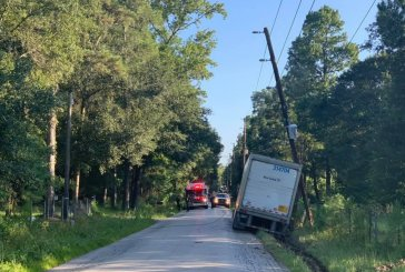 OLD HOUSTON ROAD TO BE CLOSED SEVERAL HOURS