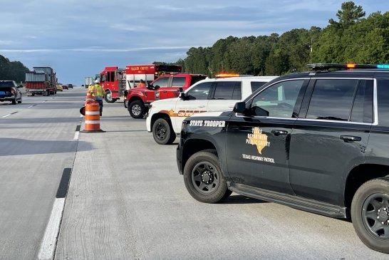 Thursday Morning Accident on I-45 Turns Fatal