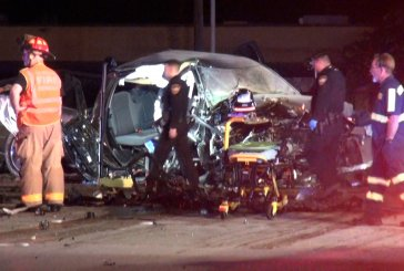 VICTIMS IDENTIFIED IN SUNDAY I-45 HEAD-ON WRONG WAY DRIVER CRASH