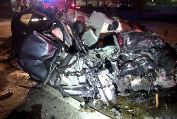 WOODLANDS I-45 WRONG WAY DRIVER DOUBLE FATAL CRASH