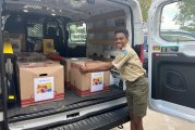 EAGLE SCOUT PROJECT TO BENEFIT MEALS ON WHEELS OF MONTGOMERY COUNTY