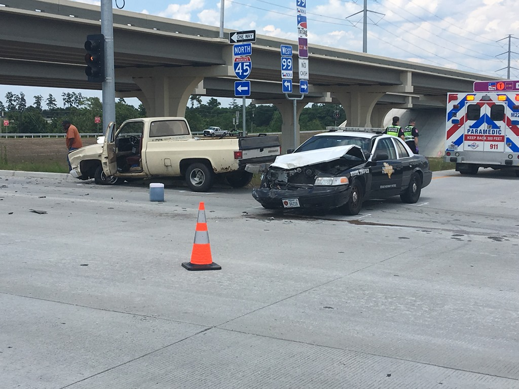 VEHICLE FAILS TO YIELD TO EMERGENCY VEHICLE RESULTING IN