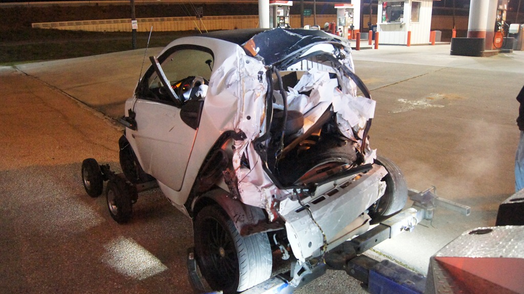 Woman Killed In Car Accident Man In Critical